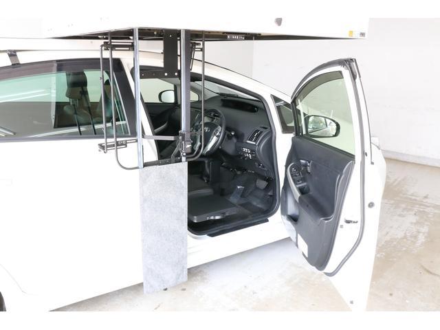 Gツーリングセレクションレザーパッケージ ウェルキャブ車 車椅子収納オートボックス アルパイン9型ナビ プリクラッシュセーフティ レーダークルーズコントロール 本革シート シートヒーター バックカメラ(40枚目)