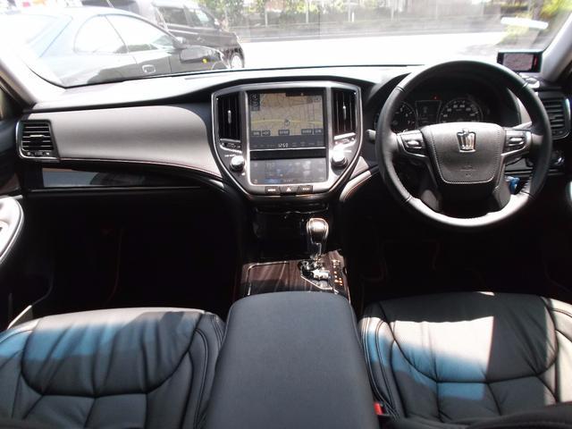 トヨタ クラウン アスリートS-T 新品19インチAW TEIN車庫調 後期型