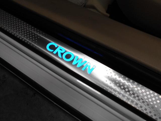 トヨタ クラウン ロイヤルサルーン 車高調 19AW SR マフラー