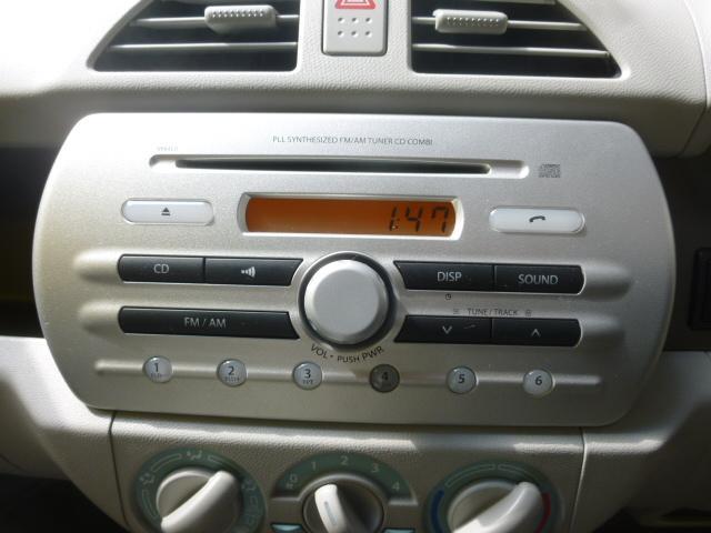 マツダ キャロルエコ ECO-L 純正CD ETC