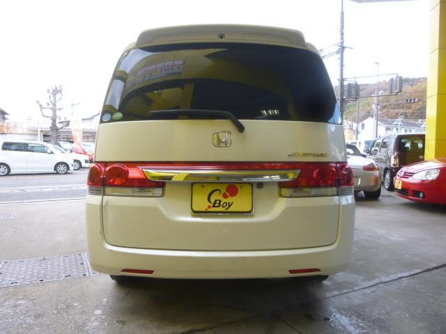 ホンダ ステップワゴン G Lパッケージ 両側電動スライドドア