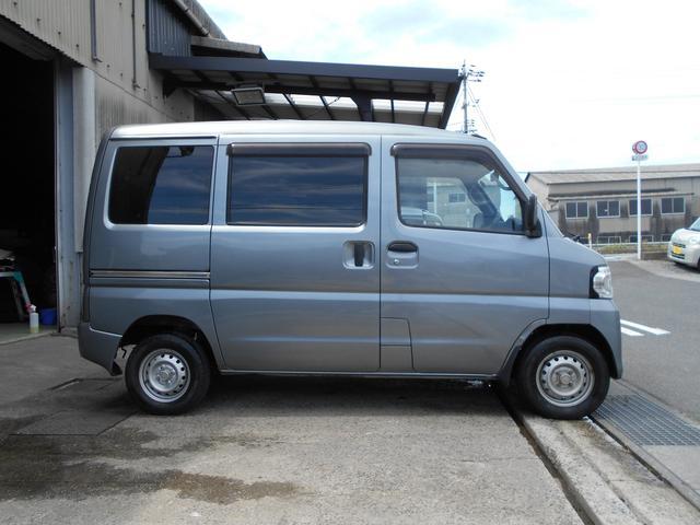 「日産」「NV100クリッパーバン」「軽自動車」「岡山県」の中古車4