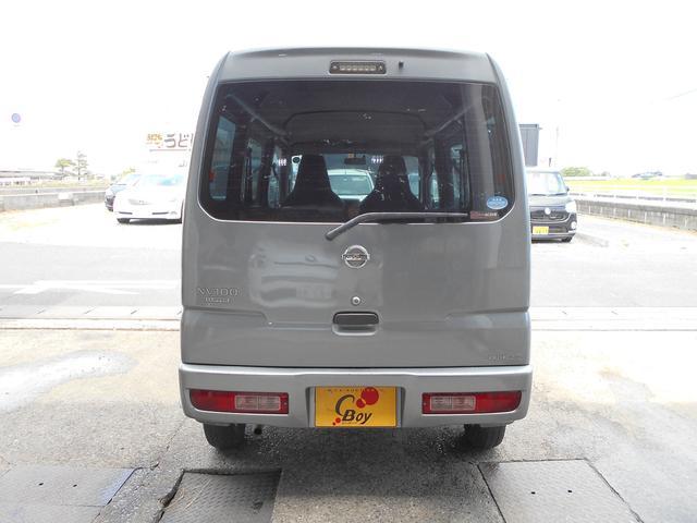 「日産」「NV100クリッパーバン」「軽自動車」「岡山県」の中古車6