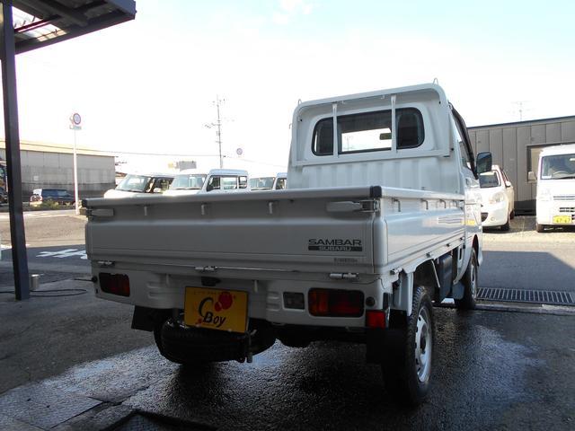 「スバル」「サンバートラック」「トラック」「岡山県」の中古車5