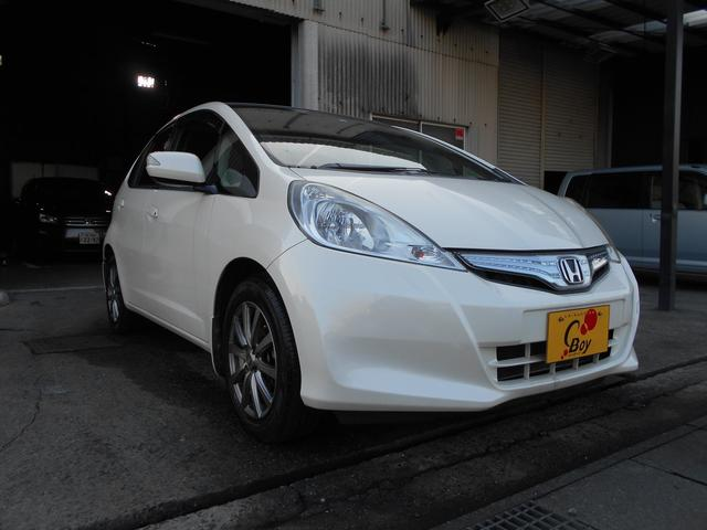 「ホンダ」「フィット」「コンパクトカー」「岡山県」の中古車3