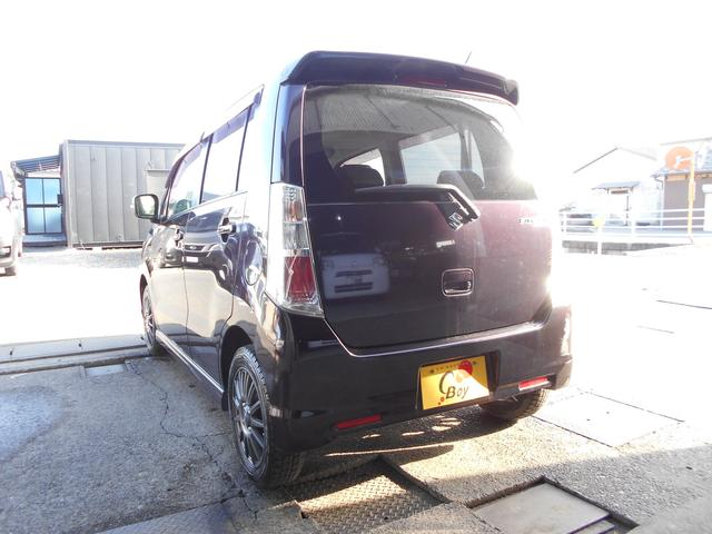 「スズキ」「ワゴンRスティングレー」「コンパクトカー」「岡山県」の中古車7