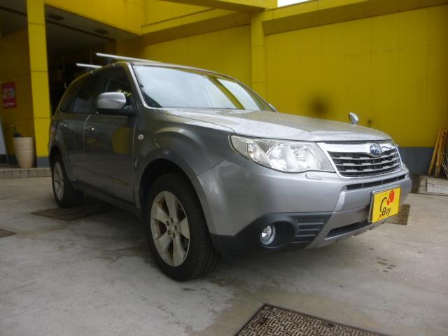 「スバル」「フォレスター」「SUV・クロカン」「岡山県」の中古車4