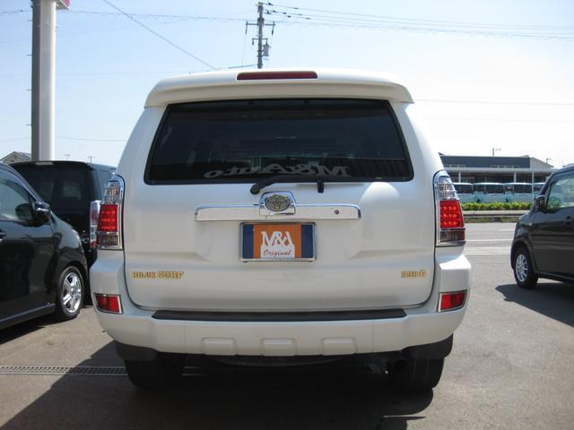 「トヨタ」「ハイラックスサーフ」「SUV・クロカン」「広島県」の中古車3