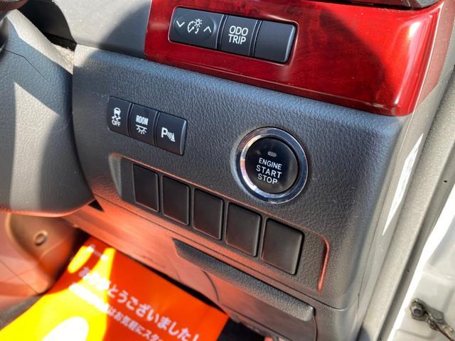 【プッシュスタート】なので、スマートキーを携帯していれば、ブレーキを踏みながらパワースイッチを押すだけで、エンジンが始動します♪