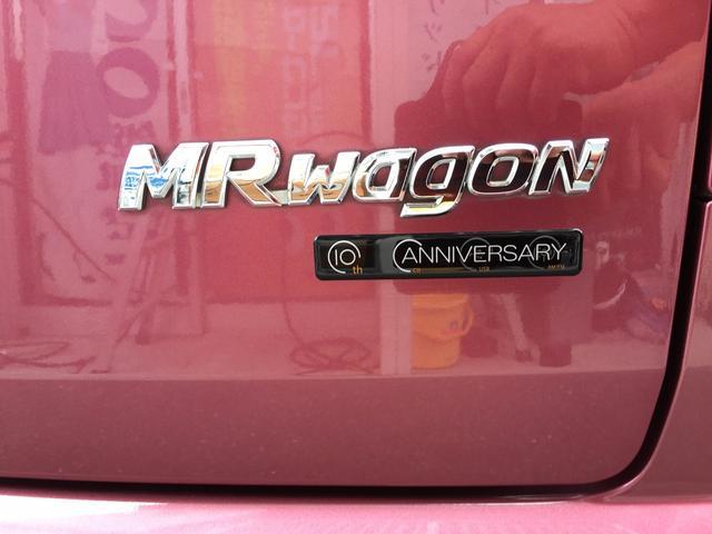 スズキ MRワゴン 10thアニバーサリー リミテッド 車高調