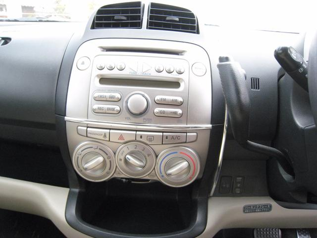トヨタ パッソ X スマートキー CD