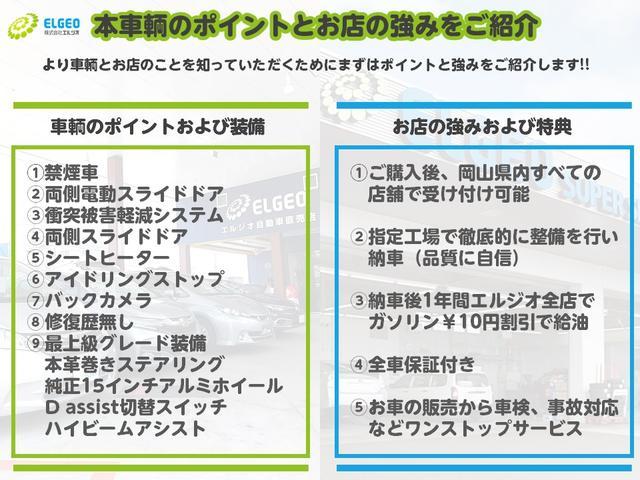 スパーダ・クールスピリット ホンダセンシング 両側パワスラ(2枚目)
