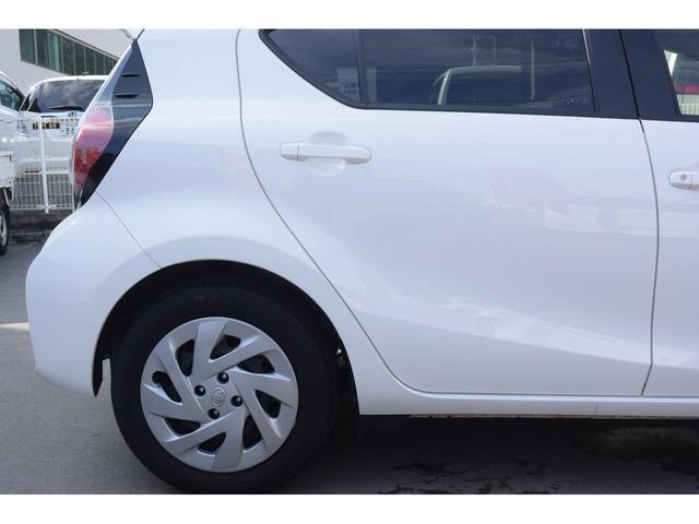 「トヨタ」「アクア」「コンパクトカー」「岡山県」の中古車49