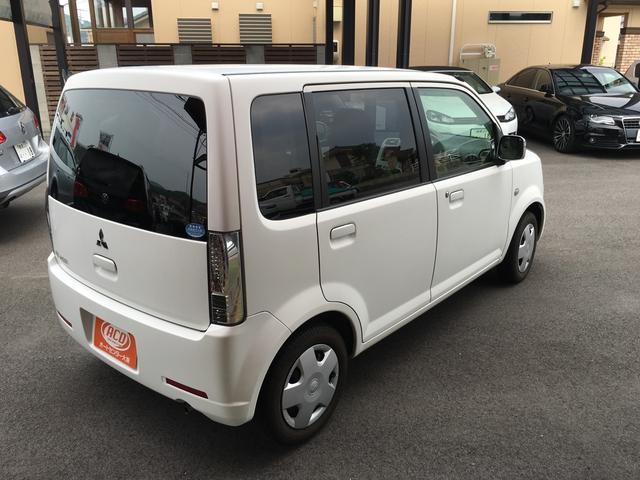 MX ワンオーナー セキュリティ CD ABS 軽自動車(3枚目)
