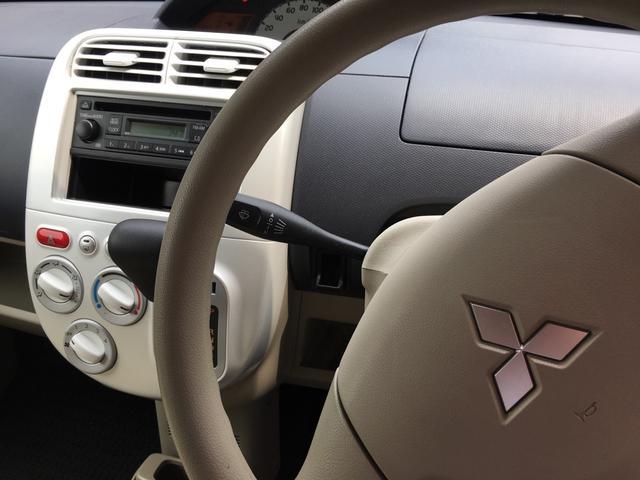MX ワンオーナー セキュリティ CD ABS 軽自動車(10枚目)