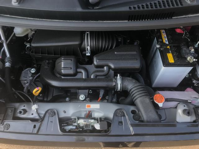 X 4WD エコアイドル スマアシ 届出済未使用車 レーンアシスト スマートキー シートヒーター 片側パワースライドドア(7枚目)