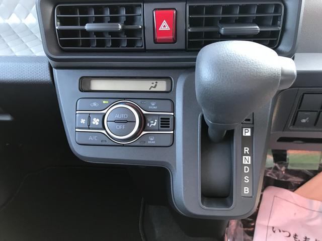 X 4WD エコアイドル スマアシ 届出済未使用車 レーンアシスト スマートキー シートヒーター 片側パワースライドドア(15枚目)