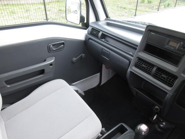 VB 4WD 5速MT エアコン パワステ ラジオ(15枚目)