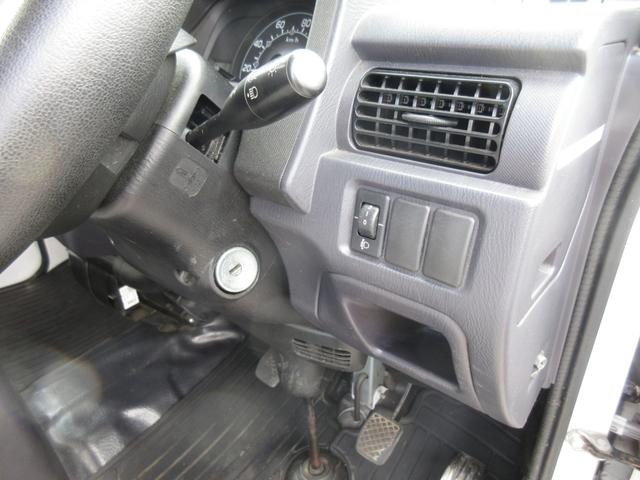 VB 4WD 5速MT エアコン パワステ ラジオ(22枚目)