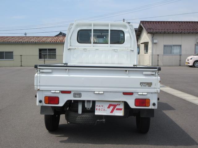 FC 4WD 5速マニュアル エアコン パワステ ラジオ(6枚目)