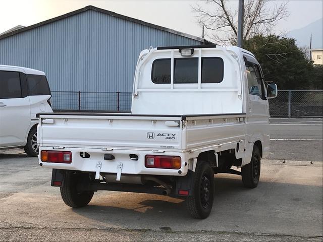 タウン 4WD AC MT 軽トラック CD オーディオ付(5枚目)