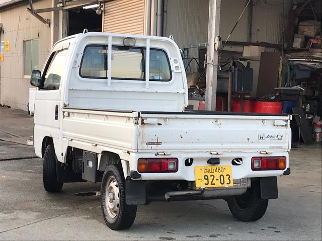 「ホンダ」「アクティトラック」「トラック」「岡山県」の中古車7