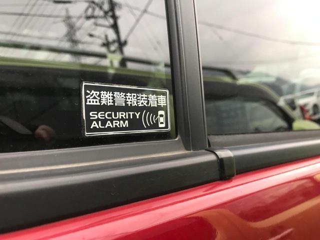 盗難警報もしっかりと装着されています!