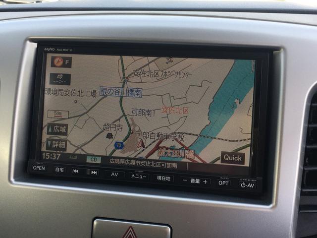 FX グー鑑定車 純正SDDナビ ワンセグTV 地デジ ETC オートエコン アイドリングストップ(14枚目)
