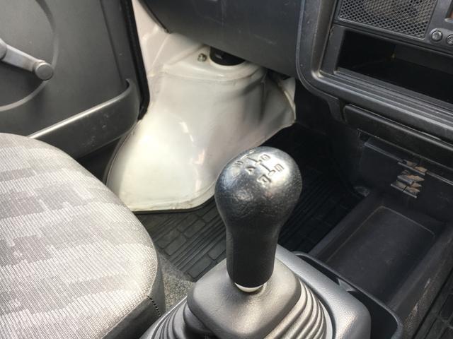 KCエアコン・パワステ 4WD 5速MT 記録簿 エアコン パワーステアリング(8枚目)