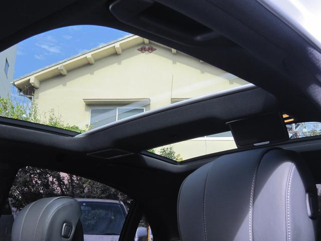 メルセデス・ベンツ M・ベンツ S550ロング 黒革 サンルーフ HYPER FORGED