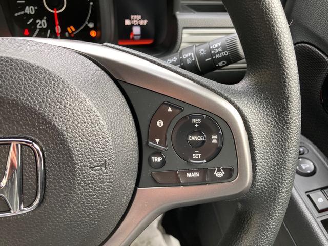 ファン・ターボホンダセンシング 届出済未使用車 ナビ装着用スペシャルパッケージ バックカメラ クルーズコントロール スマートキー 充電用USBジャック オートライト オートエアコン(5枚目)