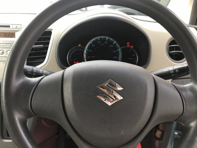 FX アイドリングストップ ワンオーナー 新品タイヤ CVT(14枚目)