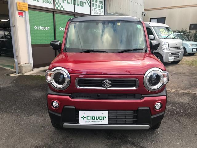「スズキ」「ハスラー」「コンパクトカー」「島根県」の中古車3