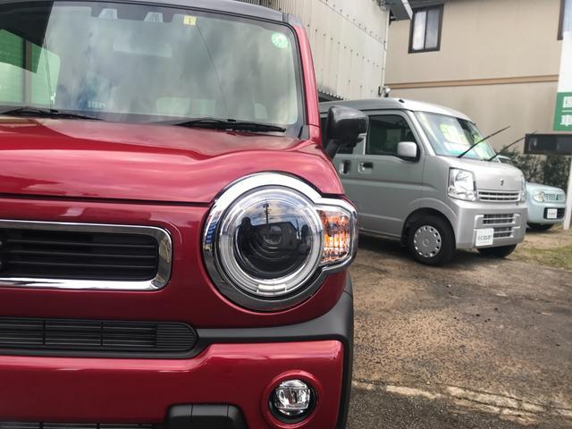 「スズキ」「ハスラー」「コンパクトカー」「島根県」の中古車33