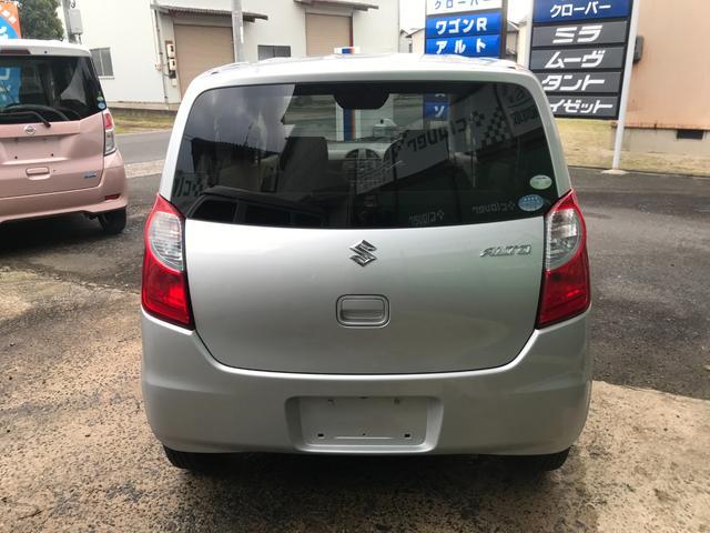 「スズキ」「アルト」「軽自動車」「島根県」の中古車7
