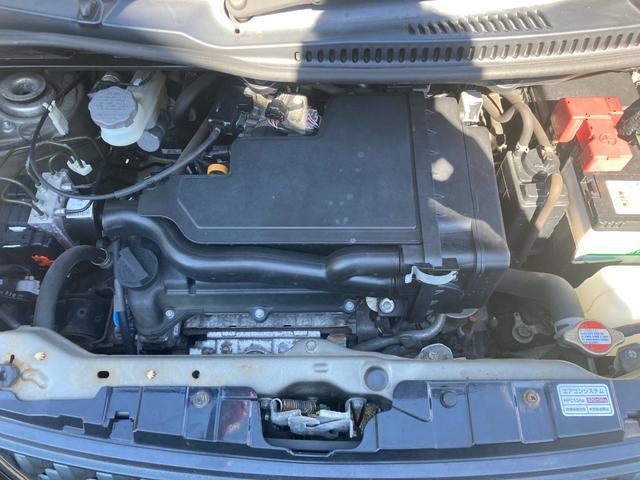 FX 4WD CD キーレス 13インチアルミホイール ABS シートヒーター セキュリティ(10枚目)