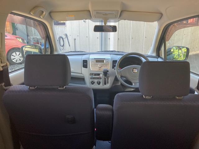 FX 4WD CD キーレス 13インチアルミホイール ABS シートヒーター セキュリティ(11枚目)