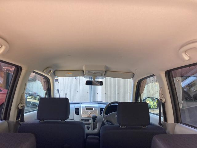 FX 4WD CD キーレス 13インチアルミホイール ABS シートヒーター セキュリティ(12枚目)