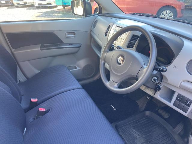 FX 4WD CD キーレス 13インチアルミホイール ABS シートヒーター セキュリティ(16枚目)