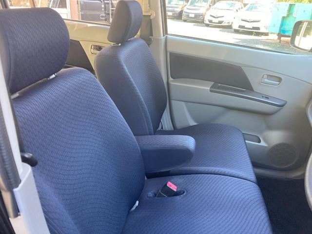 FX 4WD CD キーレス 13インチアルミホイール ABS シートヒーター セキュリティ(18枚目)