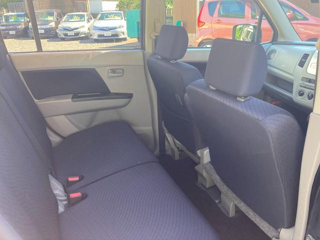 FX 4WD CD キーレス 13インチアルミホイール ABS シートヒーター セキュリティ(19枚目)
