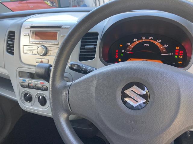 FX 4WD CD キーレス 13インチアルミホイール ABS シートヒーター セキュリティ(21枚目)