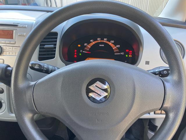 FX 4WD CD キーレス 13インチアルミホイール ABS シートヒーター セキュリティ(22枚目)