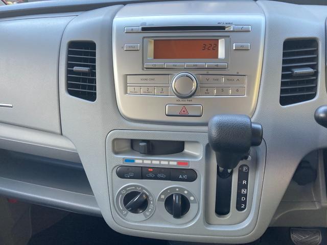 FX 4WD CD キーレス 13インチアルミホイール ABS シートヒーター セキュリティ(24枚目)