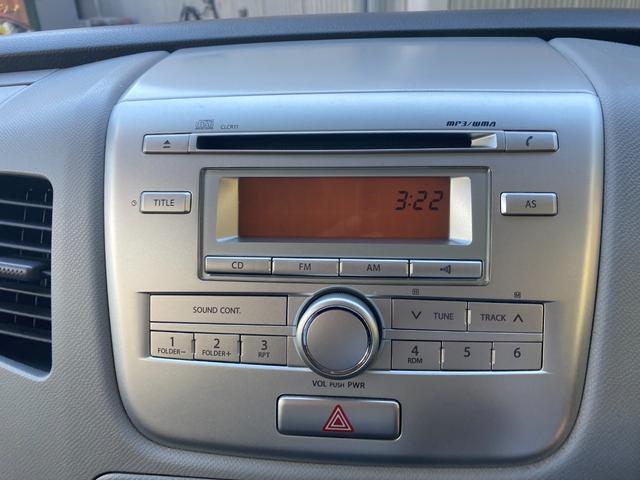 FX 4WD CD キーレス 13インチアルミホイール ABS シートヒーター セキュリティ(25枚目)