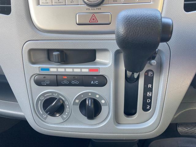 FX 4WD CD キーレス 13インチアルミホイール ABS シートヒーター セキュリティ(26枚目)