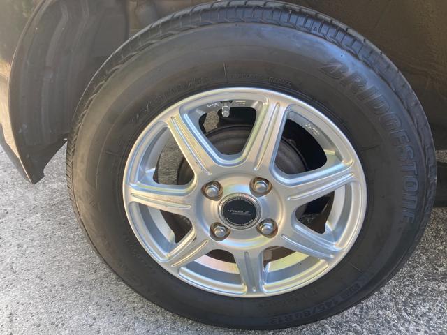 FX 4WD CD キーレス 13インチアルミホイール ABS シートヒーター セキュリティ(45枚目)