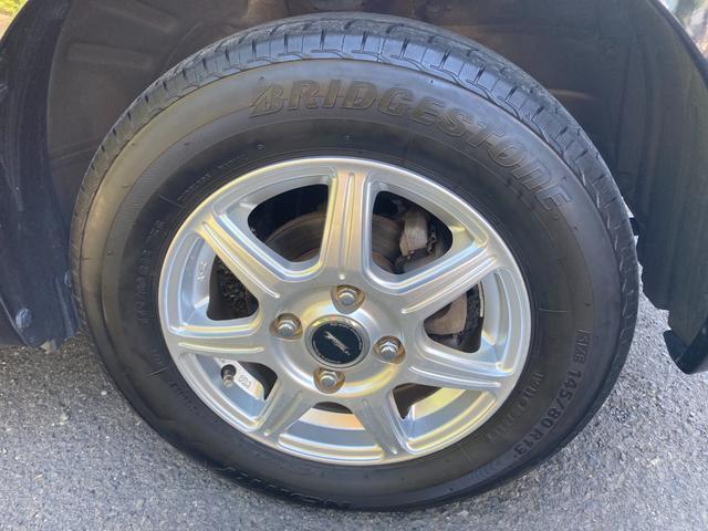 FX 4WD CD キーレス 13インチアルミホイール ABS シートヒーター セキュリティ(46枚目)