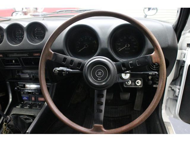 2by2 クーラー付 実走行36000キロ レストア車(10枚目)