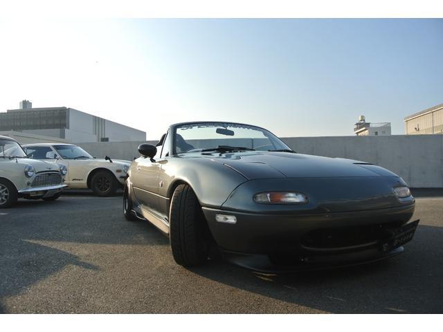 「その他」「ユーノスロードスター」「オープンカー」「広島県」の中古車19
